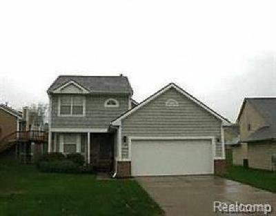 Novi Condo/Townhouse For Sale: 31241 Columbia Dr