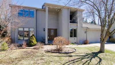 Ann Arbor Single Family Home For Sale: 317 Burr Oak Dr