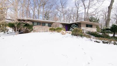 Ann Arbor Single Family Home For Sale: 2323 Londonderry Rd