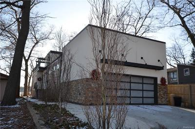 West Bloomfield Single Family Home For Sale: 7047 Locklin