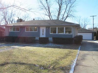 Ann Arbor Single Family Home For Sale: 1500 Catalina Dr