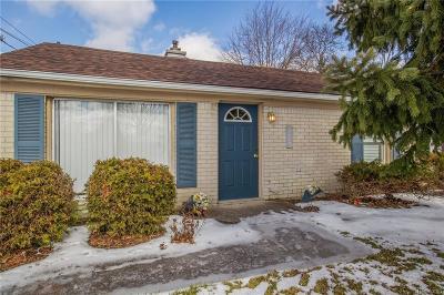 Farmington Hill Single Family Home For Sale: 31224 Lee Lane