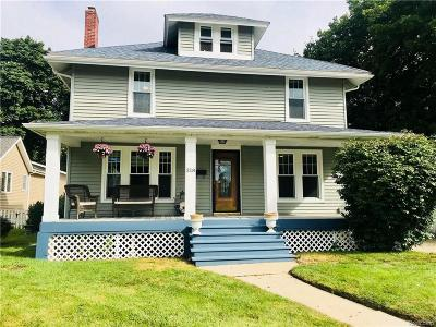 Lake Orion Single Family Home For Sale: 318 W Flint St