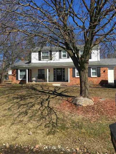Farmington Hill Single Family Home For Sale: 28846 Raleigh