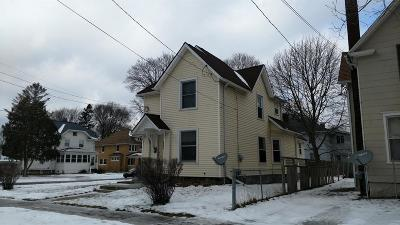 Jackson MI Multi Family Home For Sale: $69,900