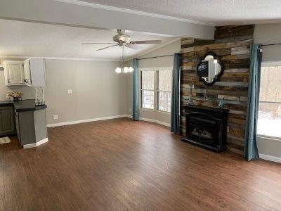 Stockbridge Single Family Home For Sale: 5635 Back Forty Dr.