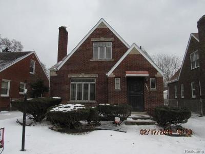 Single Family Home For Sale: 15446 Mapleridge St