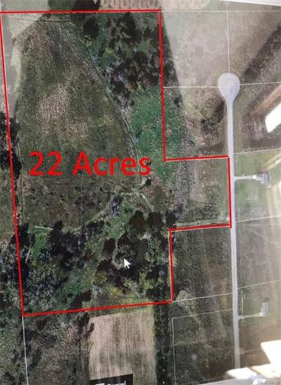 Residential Lots & Land For Sale: Homestead Lane