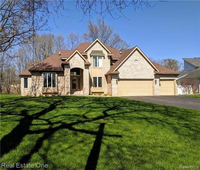 Single Family Home For Sale: 44171 Harmony Ln