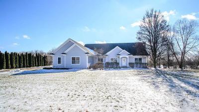 Dexter Single Family Home For Sale: 5616 Deer Run Ln