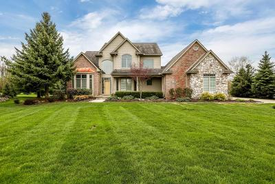 Washtenaw County Single Family Home For Sale: 471 Hunters Crest Dr