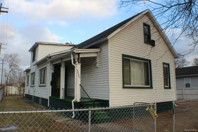 Single Family Home For Sale: 3606 23rd St