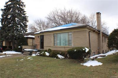 Single Family Home For Sale: 20519 Carol St