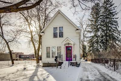 Ann Arbor Single Family Home For Sale: 721 Brooks St