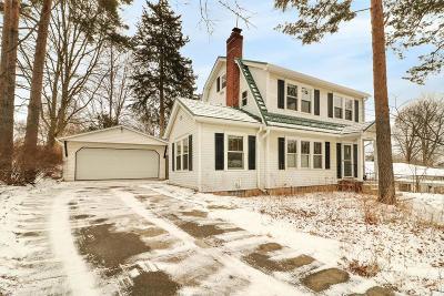 Ann Arbor Single Family Home For Sale: 224 Charles