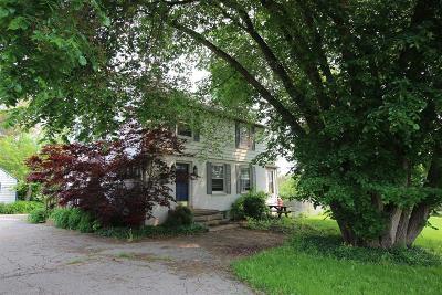Ann Arbor Multi Family Home For Sale: 200 Huronview Blvd