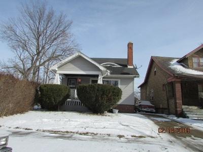 Single Family Home For Sale: 11984 Ohio