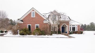 Washtenaw County Single Family Home Contingent - Financing: 5679 Creekview Dr