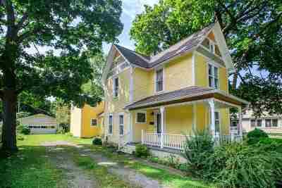 Lenawee County Single Family Home For Sale: 502 W Kilbuck St