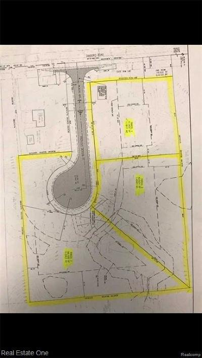 Residential Lots & Land For Sale: Jackson Crt