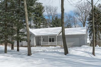 Grass Lake Single Family Home For Sale: 2471 Sarossy Lake Rd