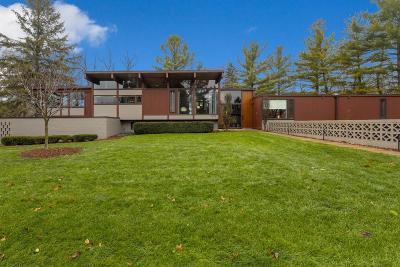 Ann Arbor Single Family Home For Sale: 3550 Woodland Rd