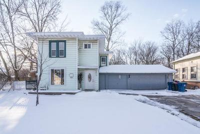 Ann Arbor Single Family Home For Sale: 2570 Hawks Rd