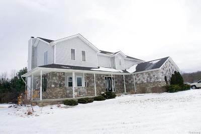 South Lyon Single Family Home For Sale: 7032 Krisdalin Crt