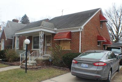 Single Family Home For Sale: 15010 Young St
