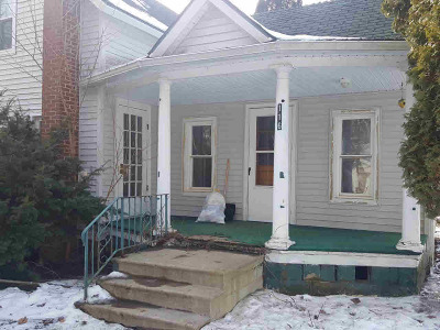 Horton Single Family Home Contingent - Financing: 116 Mechanic St