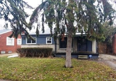 Single Family Home For Sale: 28952 Avondale