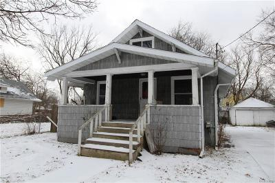 Single Family Home For Sale: 1372 Cleveland Ave