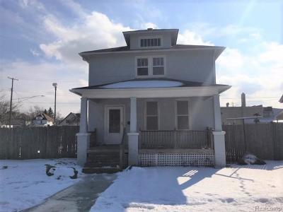 Single Family Home For Sale: 1204 White St