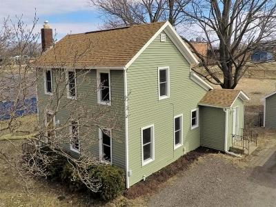 Brooklyn MI Single Family Home For Sale: $115,300