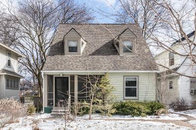 Ann Arbor Single Family Home For Sale: 1409 White St