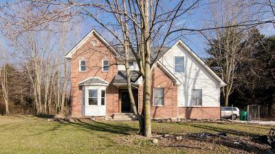 Milan Single Family Home Contingent - Financing: 7981 Arkona Rd