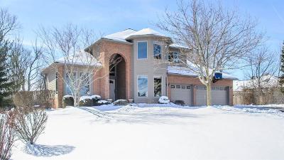 Washtenaw County Single Family Home For Sale: 1741 Monterey Ct