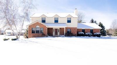 Dexter Single Family Home For Sale: 2745 Bent Tree Dr