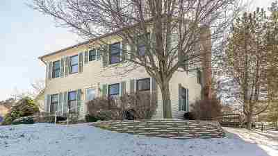 Lenawee County Single Family Home For Sale: 662 Stoneridge Dr