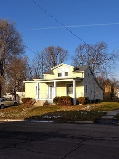 Lenawee County Single Family Home For Sale: 225 Hunt St.