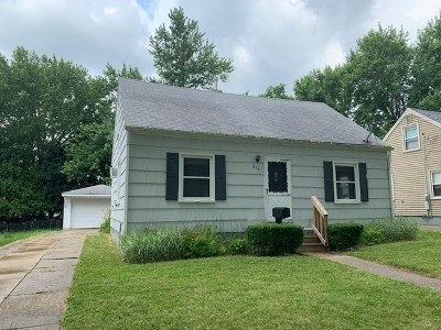 Lenawee County Single Family Home For Sale: 633 Lenawee St