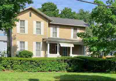 Lenawee County Single Family Home For Sale: 420 North