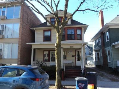 Ann Arbor Multi Family Home Contingent - Financing: 330 Thompson St