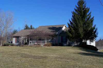Lenawee County Single Family Home For Sale: 12322 Slee