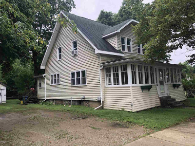 Hillsdale Single Family Home Contingent - Financing: 114 Fayette St