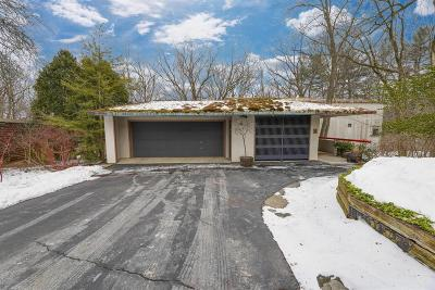 Washtenaw County Single Family Home Contingent - Financing: 11 Regent Dr
