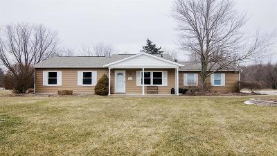 Ann Arbor Single Family Home Contingent - Financing: 2589 Lone Oak Dr