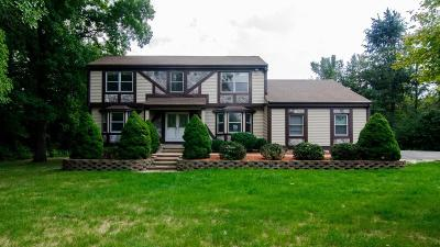 Washtenaw County Single Family Home For Sale: 2744 Warren Rd