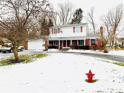Wixom Single Family Home For Sale: 1989 Hopkins Dr