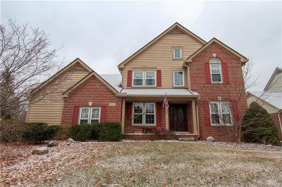 Novi Single Family Home For Sale: 23421 Mystic Forest Dr